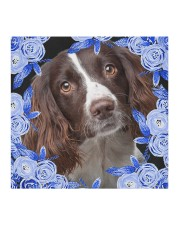 English Springer Spaniel-Blue Mask Cloth face mask aos-face-mask-coverlet-lifestyle-front-02