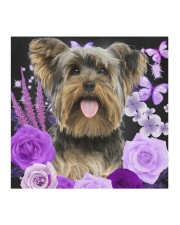 Yorkshire Terrier-Face Mask-Purple Cloth face mask aos-face-mask-coverlet-lifestyle-front-02