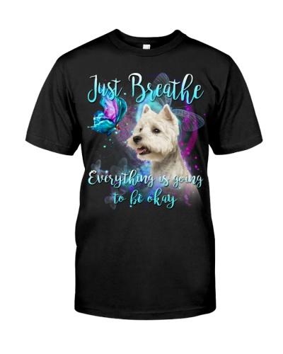 West Highland White Terrier-Just Breathe
