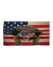 Chesapeake Bay Retriever-US Mask Cloth face mask front