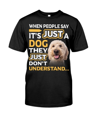 Goldendoodle-They Don't Understand