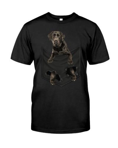 Labrador-Black - Pocket-Mid