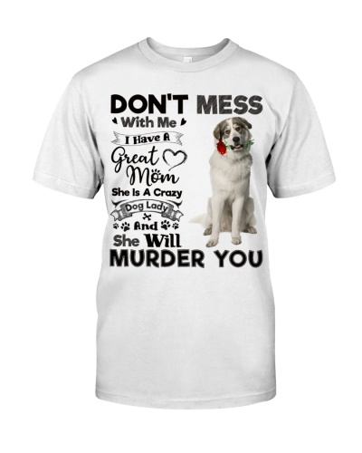 Great Pyrenees-Great Mom
