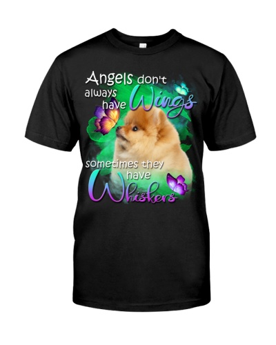 Pomeranian-Have Whiskers
