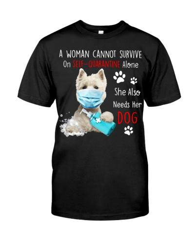 West Highland White Terrier-Quarantine