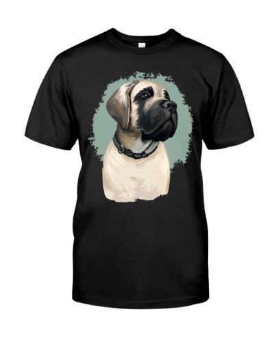English Mastiff-Art