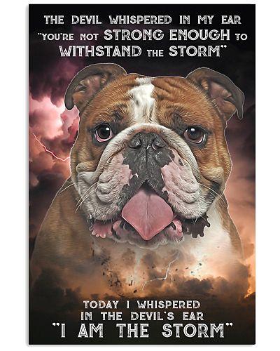 Bulldog - Storm