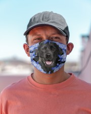 Labrador-Blue Mask Cloth face mask aos-face-mask-lifestyle-06