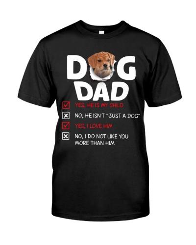 Puggle-Dog Dad