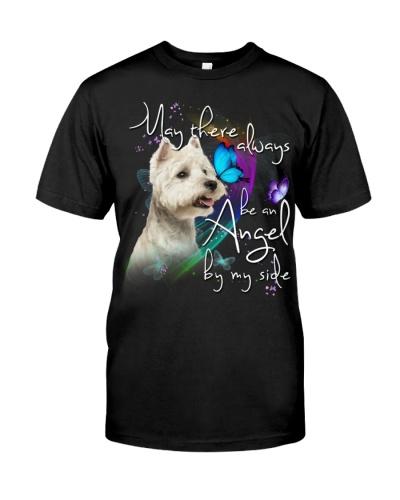 West Highland White Terrier-An Angel