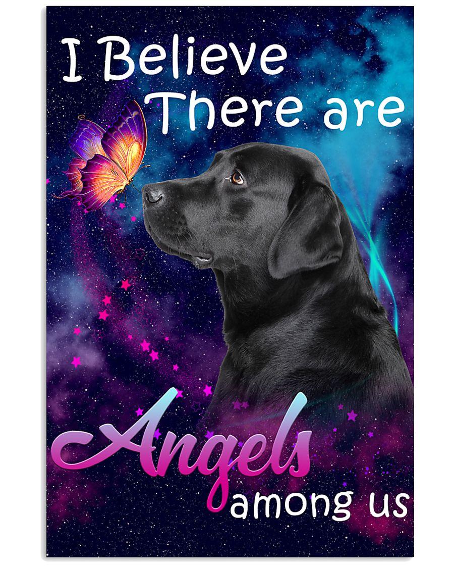 Labrador-Angels-Poster 11x17 Poster