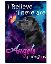 Labrador-Angels-Poster 11x17 Poster front
