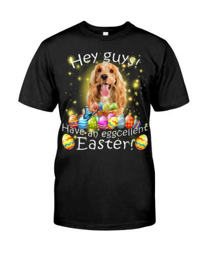 English Cocker Spaniel-Eggcellent