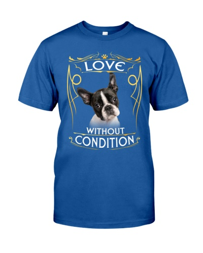 Boston Terrier-Without Condition