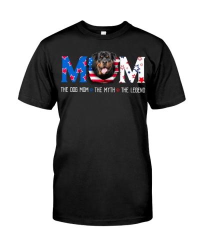 Rottweiler-Mom USA