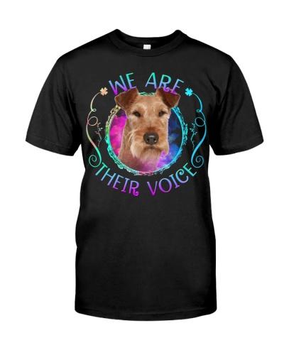 Irish Terrier-Their Voice