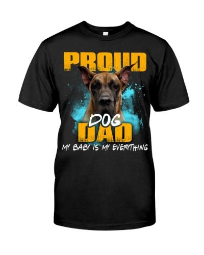Great Dane-Proud Dog Dad