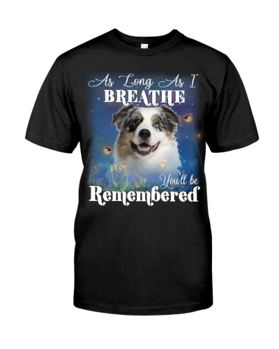 Australian Shepherd - Remember