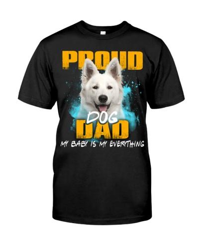 Berger Blanc Suisse-Proud Dog Dad