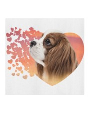 Cavalier King Charles Spaniel-02-My Life-Mask Cloth face mask aos-face-mask-coverlet-lifestyle-front-02