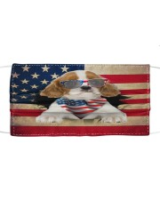 Cavalier King Charles Spaniel-US Mask Cloth face mask front
