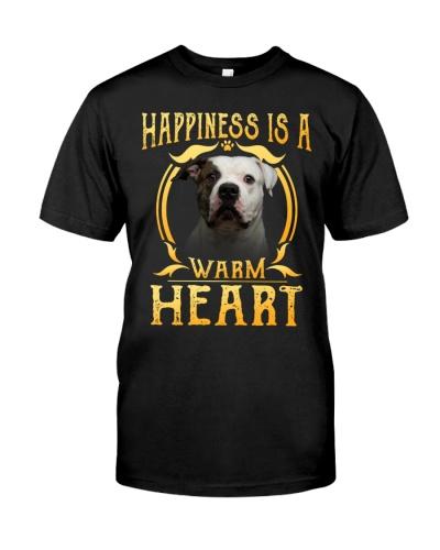 American Bulldog-Warm Heart