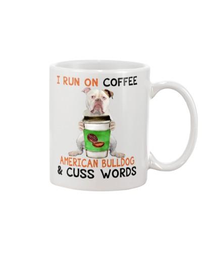 American Bulldog-Coffee