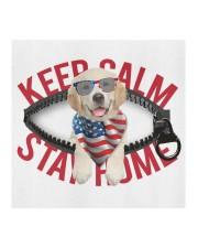 Labrador-US-Keep Calm Cloth face mask aos-face-mask-coverlet-lifestyle-front-02