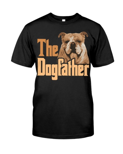 English Bulldog-The Dogfather