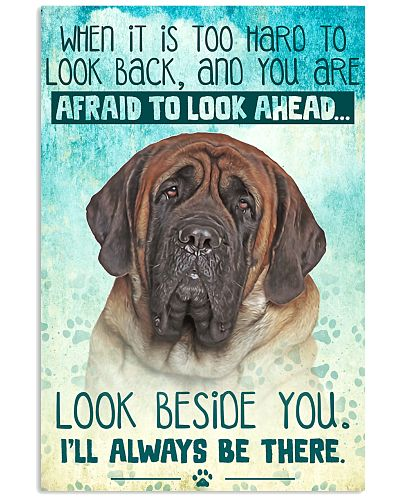 English Mastiff - Beside You