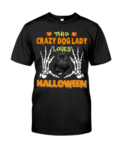 Pug-Black-Loves Halloween
