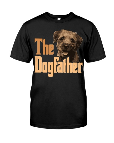 Border Terrier-The Dogfather