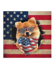 Pomeranian-US Mask Cloth face mask aos-face-mask-coverlet-lifestyle-front-02