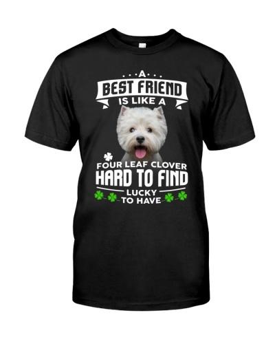 West Highland White Terrier-Best Friend