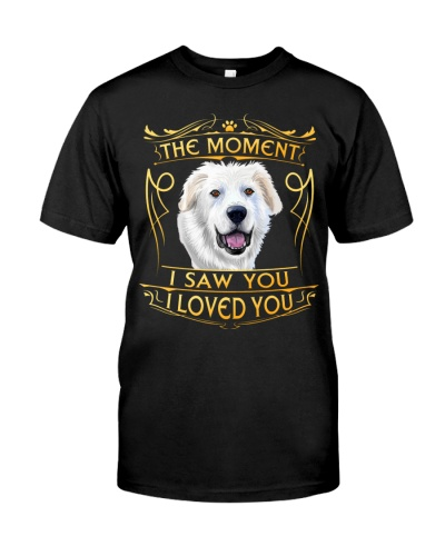 Great Pyrenees-Art-The Moment