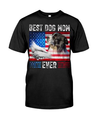 Border Collie-Dog Mom Ever