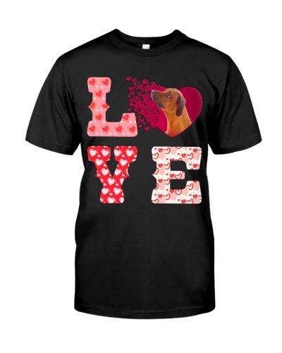 Rhodesian Ridgeback-Love-Valentine