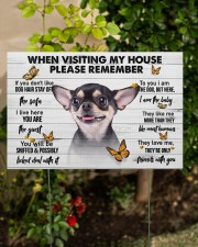 Chihuahua-Please 18x12 Yard Sign aos-yard-sign-18x12-lifestyle-front-06