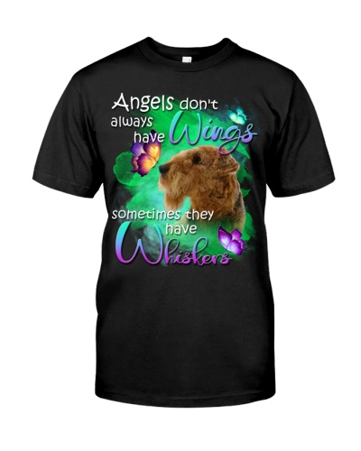 Airedale Terrier-Have Whiskers