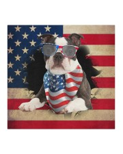 Boston Terrier-US Mask Cloth face mask aos-face-mask-coverlet-lifestyle-front-02
