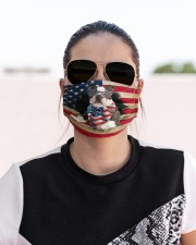 Boston Terrier-US Mask Cloth face mask aos-face-mask-lifestyle-02