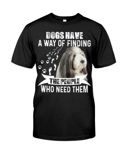 Bearded Collie-A Way Of Finding