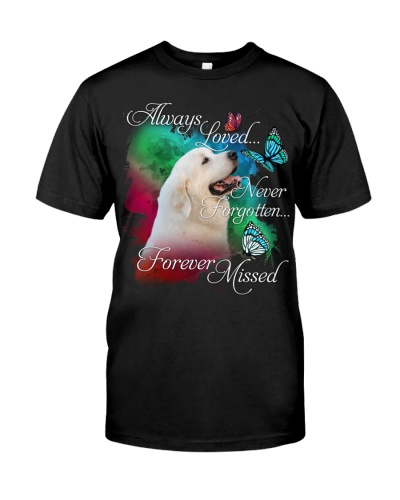 Great Pyrenees-Forever Missed