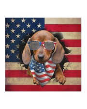 Dachshund-02-US Mask Cloth face mask aos-face-mask-coverlet-lifestyle-front-02