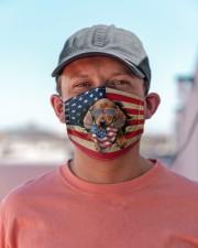 Dachshund-02-US Mask Cloth face mask aos-face-mask-lifestyle-06