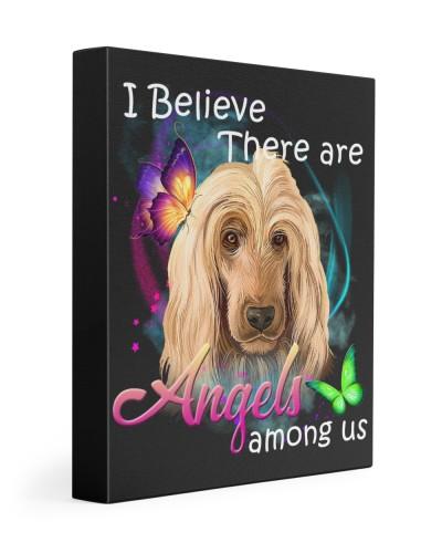 English Cocker Spaniel-Art-Canvas Angels