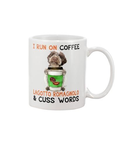 Lagotto Romagnolo-Coffee