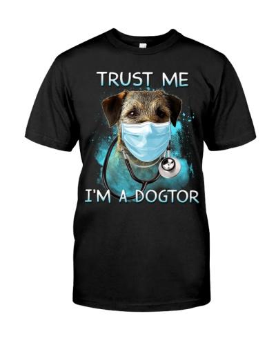 Border Terrier-Trust Me