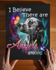 Dalmatian-02-Canvas Angels 11x14 Gallery Wrapped Canvas Prints aos-canvas-pgw-11x14-lifestyle-front-32