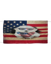 Maltipoo-US Mask Cloth face mask front
